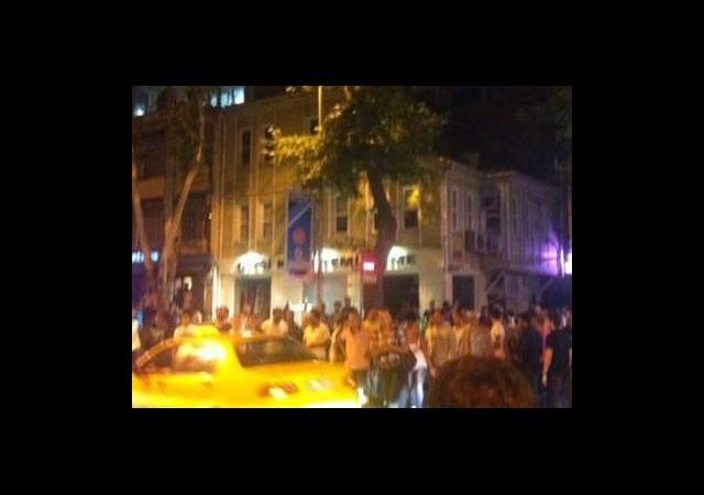 Yeniköy Parkı Forumuna Saldırı