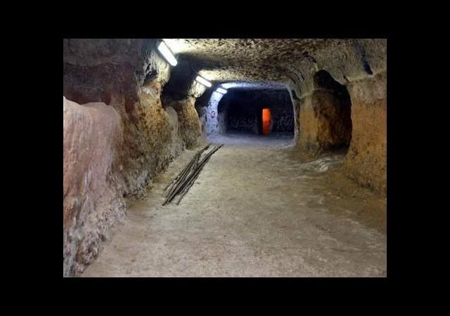 Bir yeraltı şehri daha bulundu