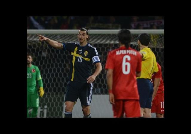 Zlatan'dan Galatasaray açıklaması