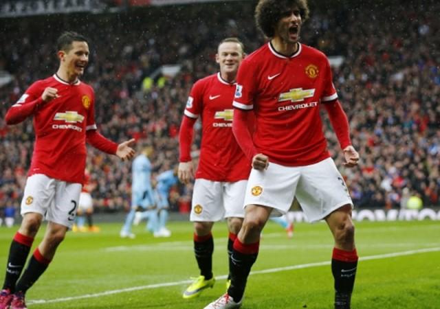 Manchester Derbisi'nde kazanan Kırmızılar!