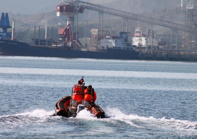 Marmara'da tekne battı 5 kişiden 1'i kayıp