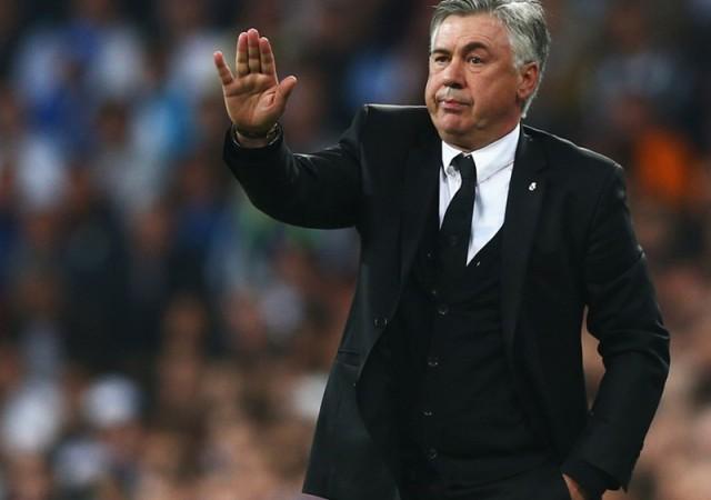 Ancelotti: 'Kazanmak zorunda değiliz'