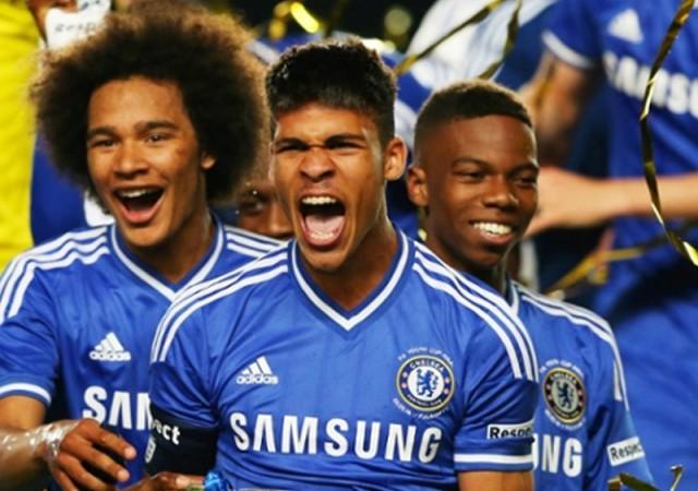 Gençlik Ligi'nde şampiyon Chelsea...