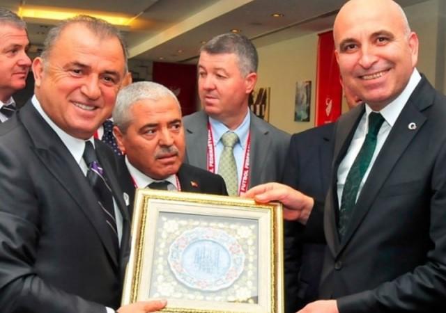 Fatih Terim Edirne'de!