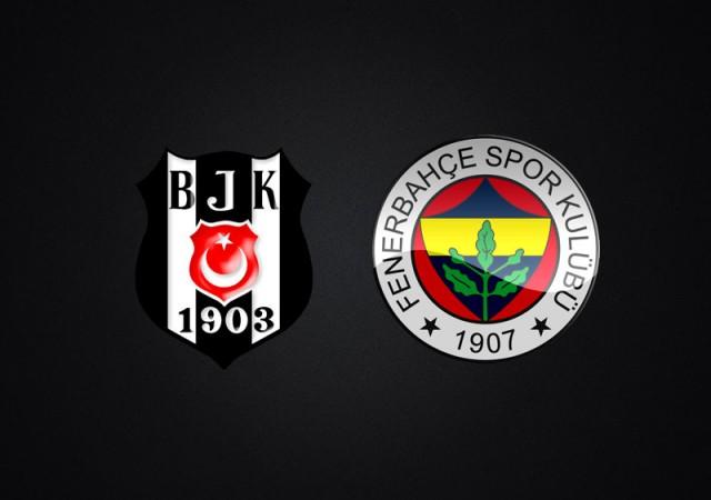 Beşiktaş ve Fenerbahçe taraftarları arasında kavga: 2 yaralı