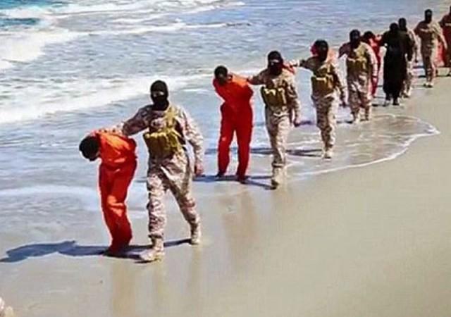 IŞİD bunu yine yaptı