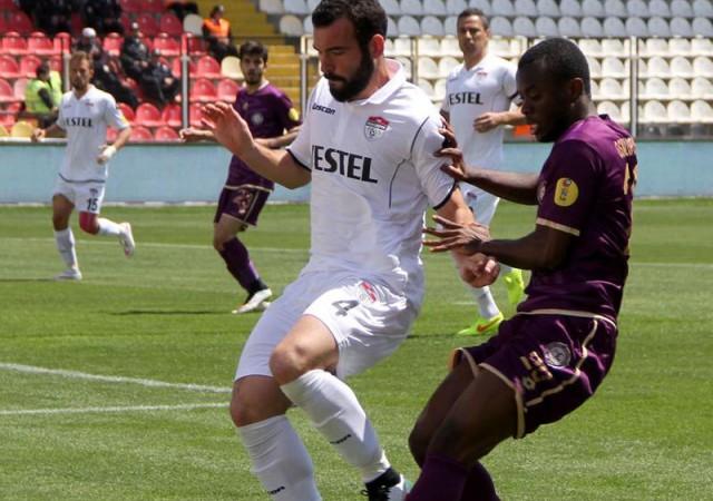 Osmanlıspor penaltılarla güldü!