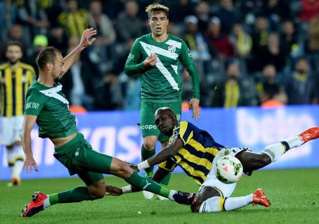 Fenerbahçe - Bursaspor | Spor Toto Süper Lig Maç Özeti