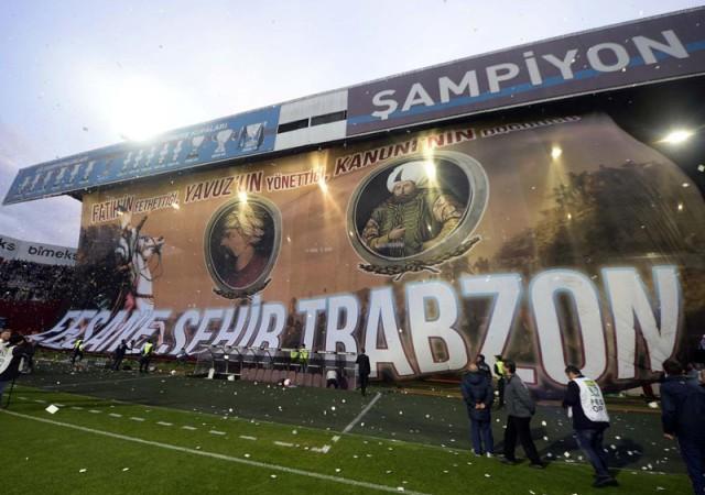 Trabzonspor'dan G.Saray tepkisi