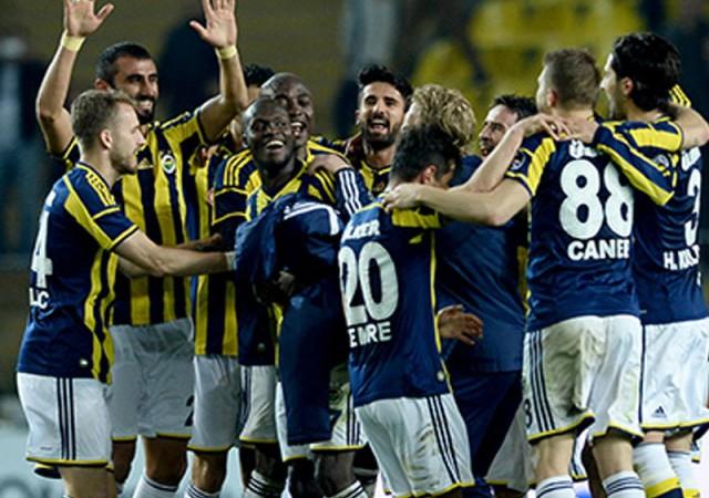 Fenerbahçe pes etmiyor!