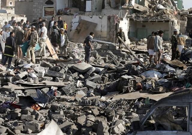 Yemen'e operasyon sona erdi