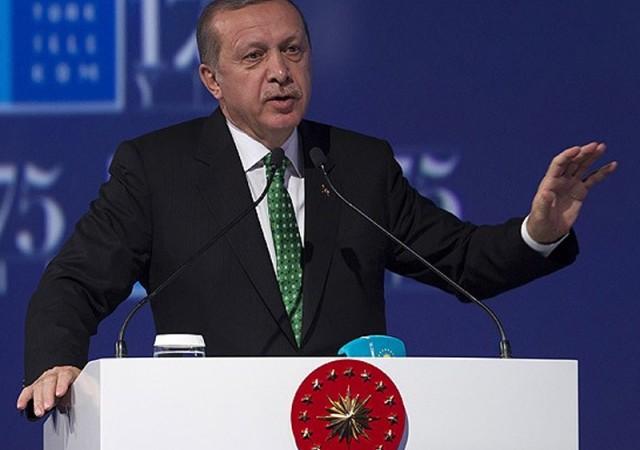 Cumhurbaşkanı Erdoğan'dan 5G uyarısı