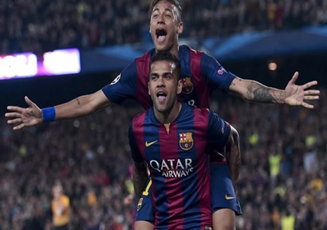Barça'yı Neymar uçurdu!