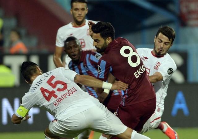 Trabzonspor - Balıkesirspor   Spor Toto Süper Lig Maç Özeti