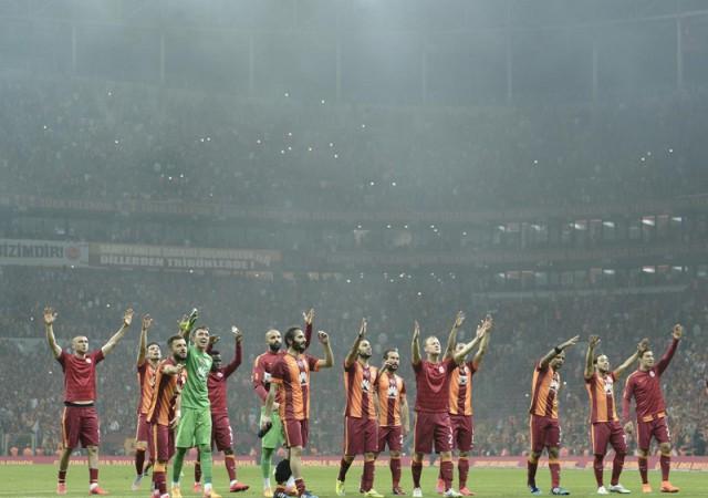 Galatasaray:2 Beşiktaş:0
