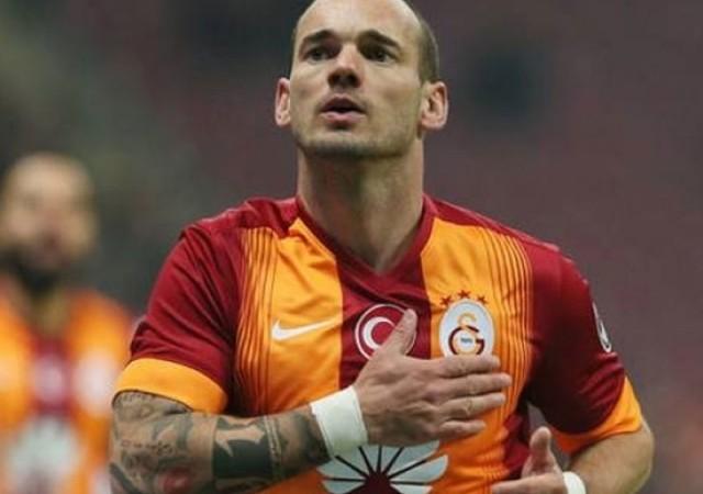 Sneijder'den mesaj! ''Ayrılmak için...''