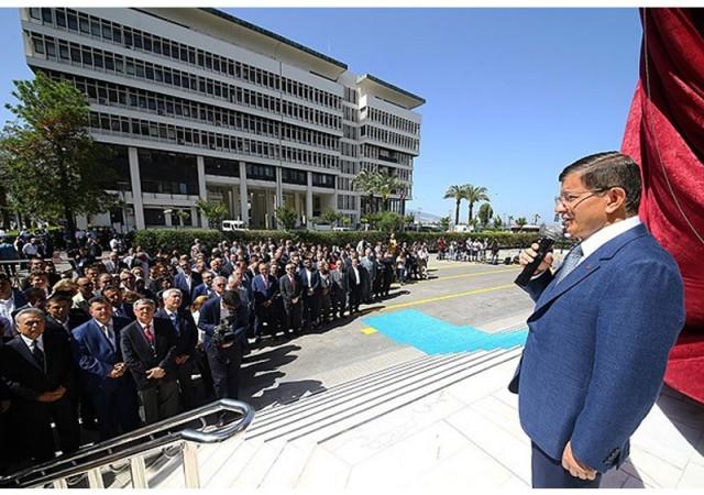 Başbakanlık İzmir Ofisi açıldı