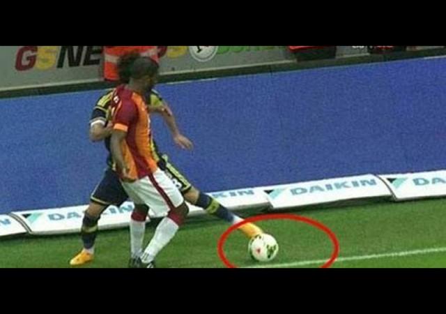 O gol olmasa Galatasaray şampiyondu!