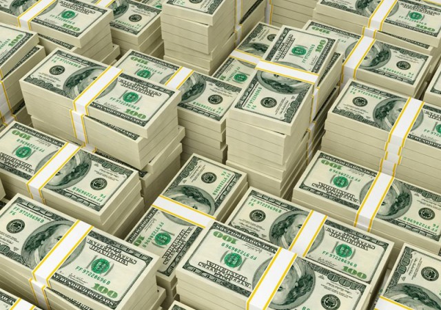 Dolarda bomba gelişme