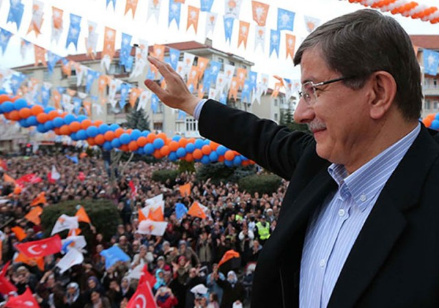 Başbakan Davutoğlu müjdeyi verdi