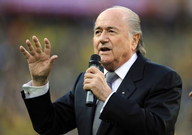 FIFA Başkanı yeniden Sepp Blatter!