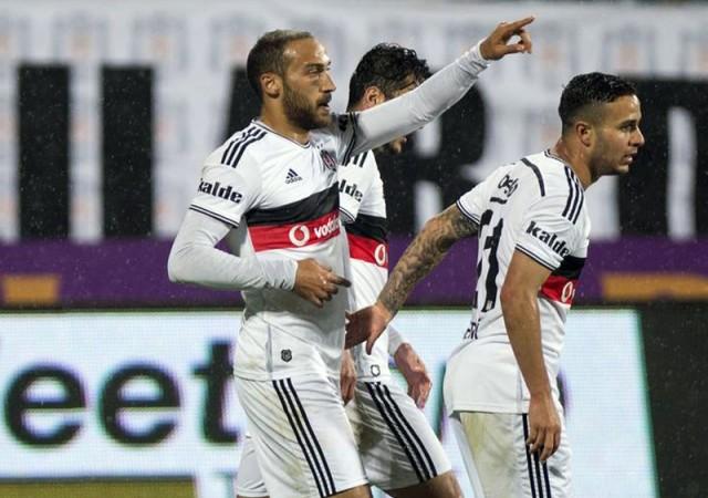 Beşiktaş-Gençlerbirliği Spor Toto Süper Lig Maç Özeti