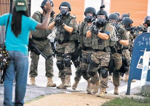 ABD polisi dehşet saçtı: 385 ölü