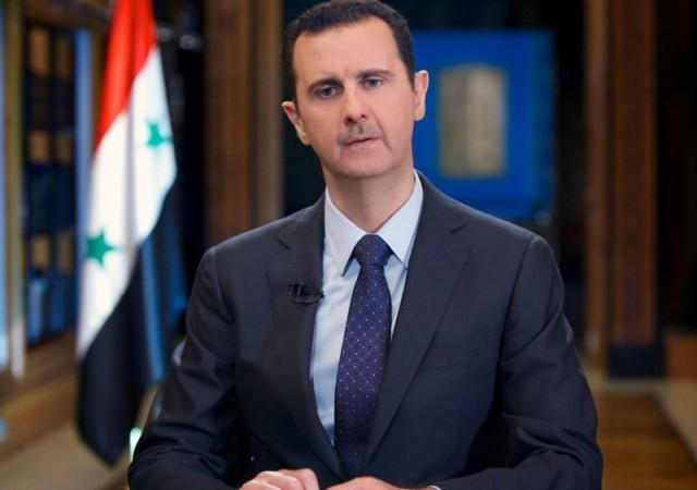 'Esad'a dokunmayın'