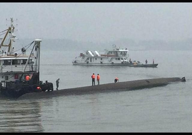 Gemi faciası: En az 400 kayıp