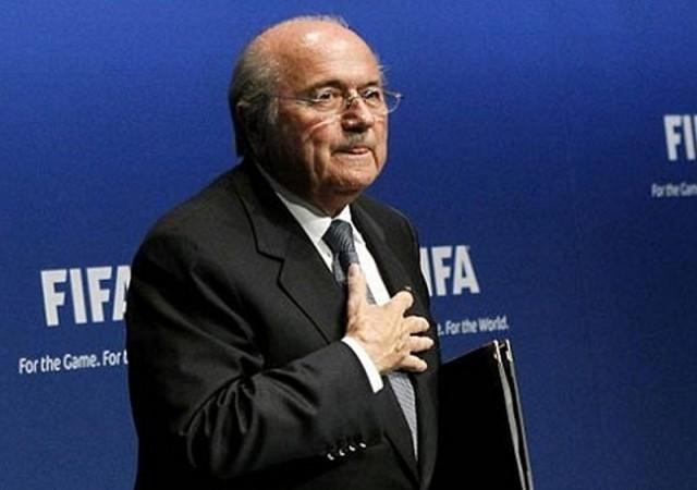 İstifa eden FIFA başkanına 'soruşturma'