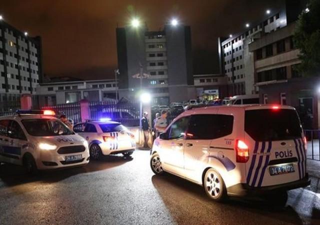 İstanbul emniyetinde 'şüpheli' alarmı