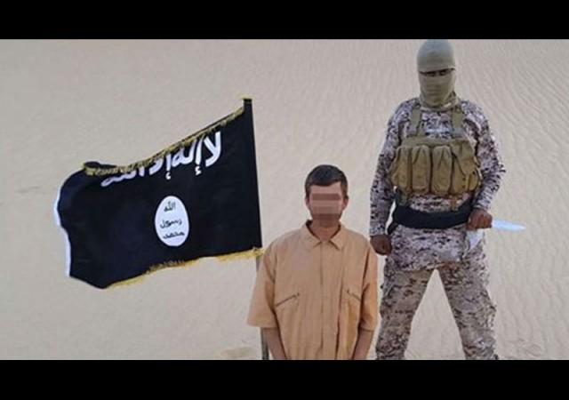 IŞİD Hırvat rehineyi infaz etti