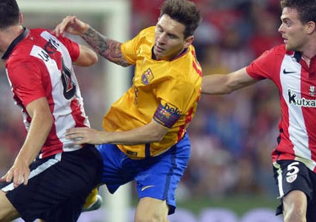 Atletic Bilbao - Barcelona: 4-0