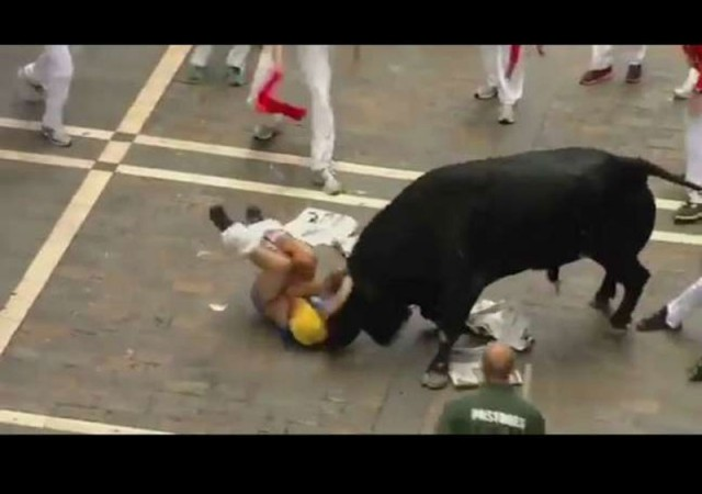 İspanya'da boğalar 5 kişiyi öldürdü