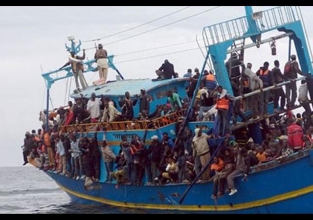 40 kaçak göçmen havasızlıktan boğuldu!