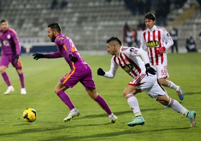 Galatasaray'ın M.Sivasspor maçı ilk 11'i belli oldu!