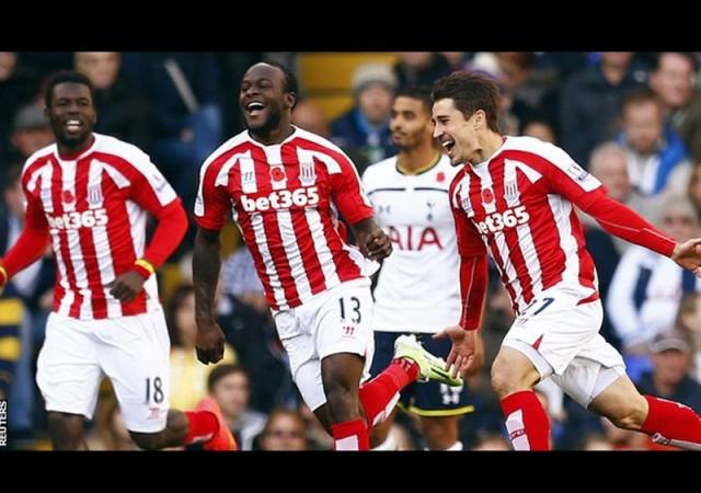 Stoke City'den müthiş geri dönüş!