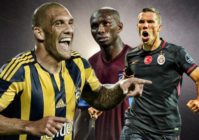 Spor Toto Süper Lig 1 . hafta maç özetleri