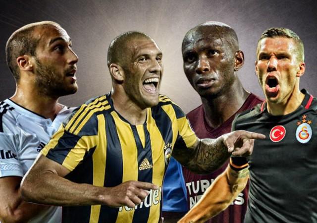 Spor Toto Süper Lig 1. hafta maç özetleri