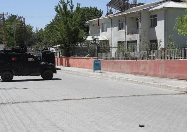 PKK'dan askerlik şubesine saldırı