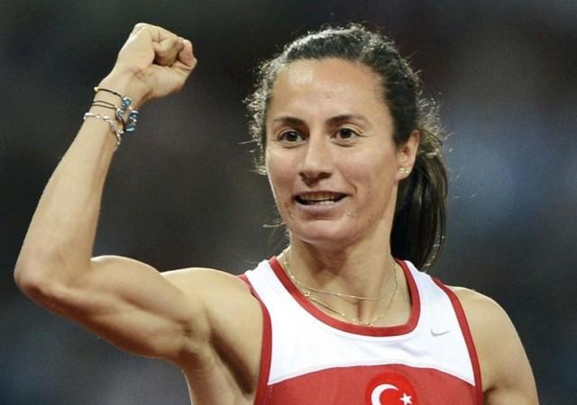 Milli atlete doping cezası