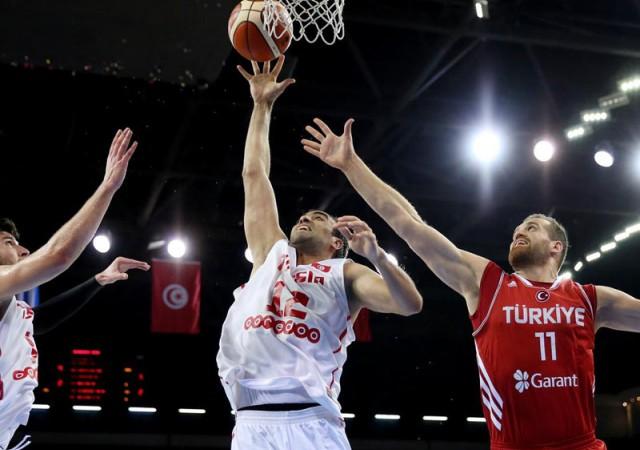 Türkiye, EuroBasket 2015'e hazırlanıyor