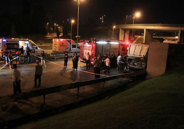 İşlek caddede korkunç kaza: 3 ölü