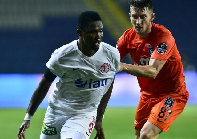Antalyaspor'dan kombine açıklaması