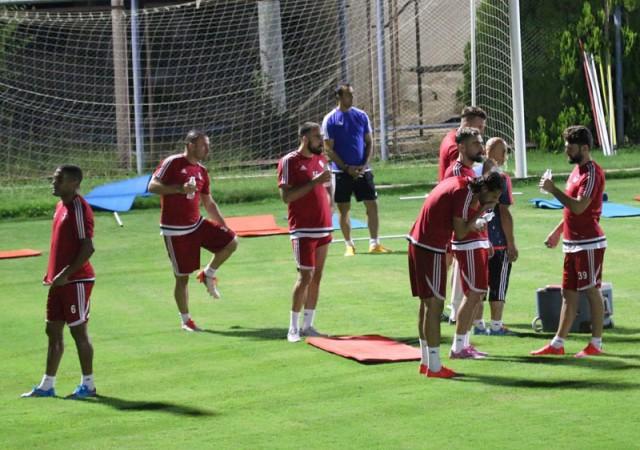 Mersin İdmanyurdu Beşiktaş'ı unuttu