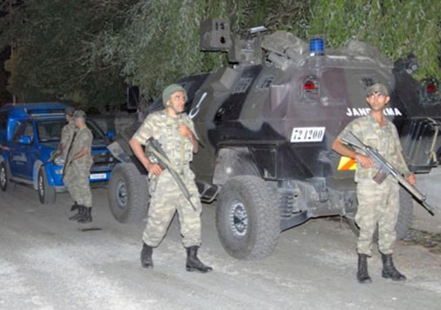 22 yıl önce PKK saldırısına uğrayan köyde panik