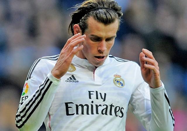 Bale'e taraftardan şok!