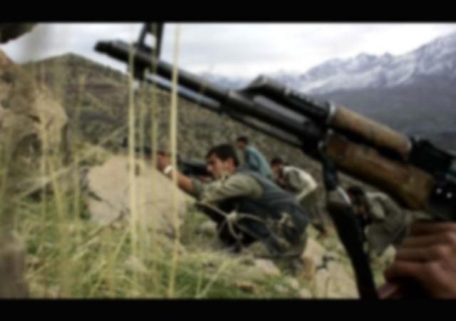 PKK saldırdı! 1 vatandaş  yaralı...