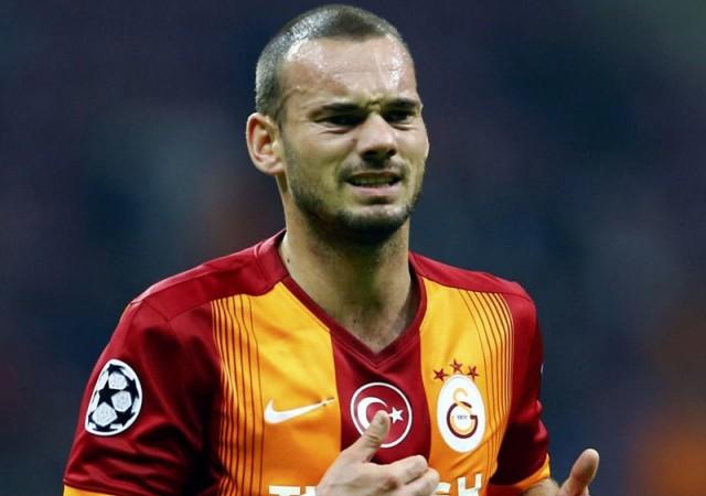 Sneijder'den büyük jest! Hollandalı kayıtsız kalmadı