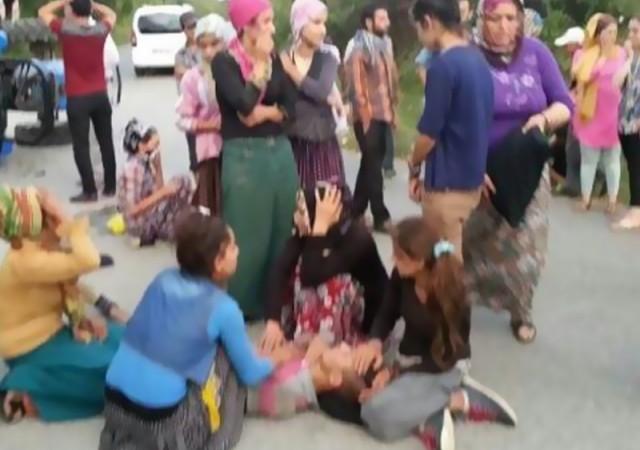 Kadın işçiler yola saçıldı!